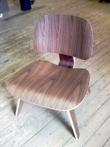Eames Wood Chair